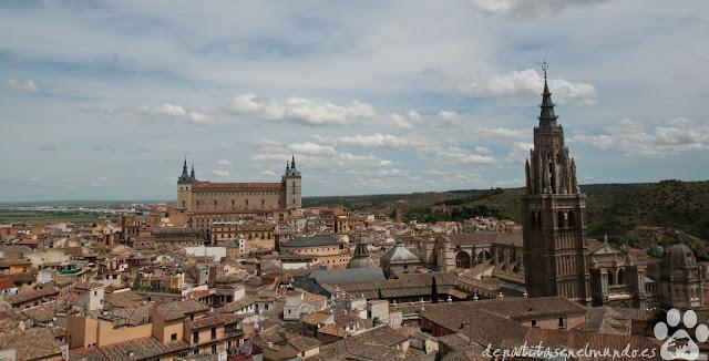 Mirador de la Iglesia de Los Jesuitas de Toledo