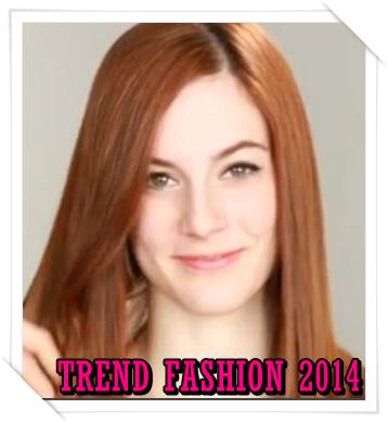 5 Gaya Rambut Gelombang di Tahun 2014 | TREND FASHION 2014