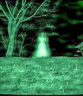 Misterioso caso de fantasma que assombra interior, uma lenda urbana um tanto quanto bizarra