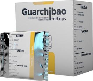 Порошок для похудения Guarchibao FatCaps