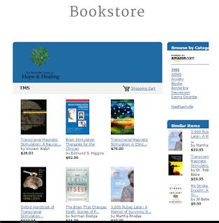 HealNashville Bookstore
