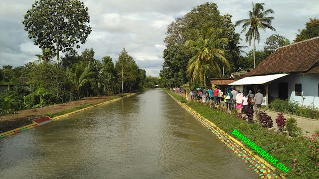 Kampoeng Primitif Desa Purwodadi Kecamatan Gambiran, Banyuwangi.