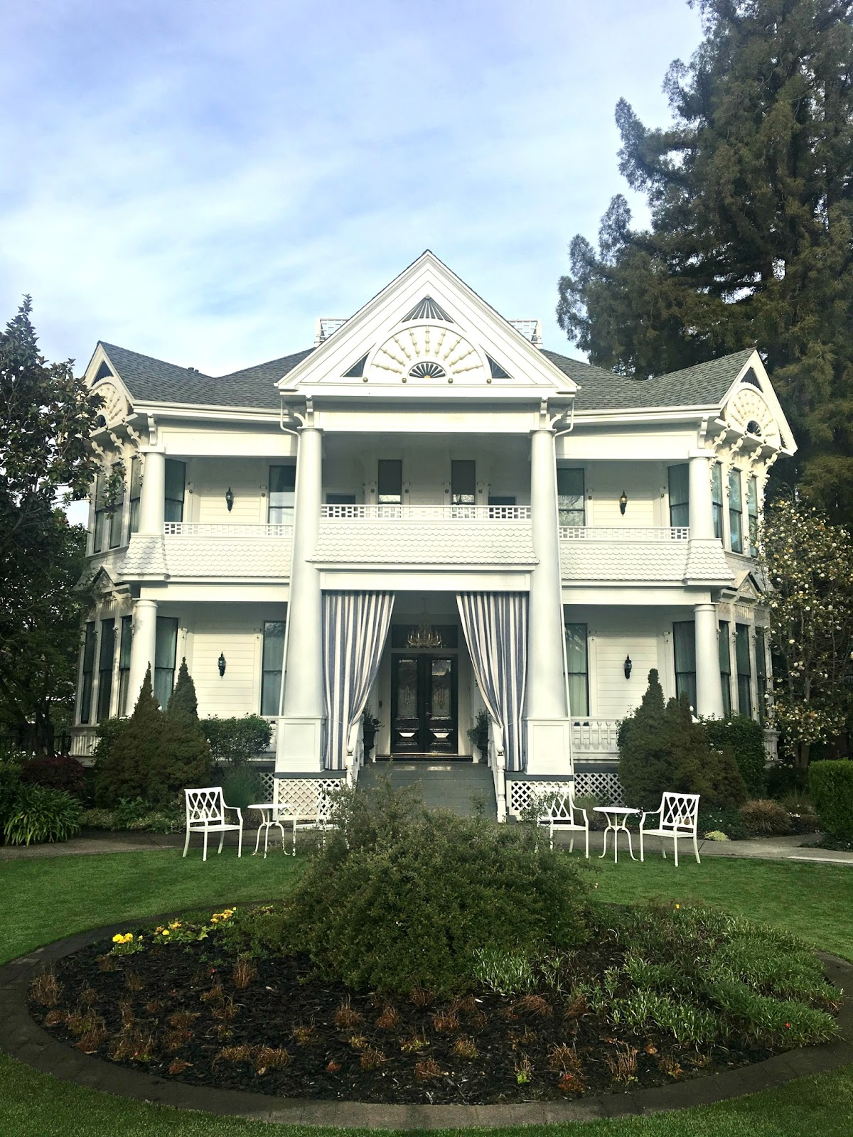 Places to stay in Napa, boutique hotel Napa, bed and breakfast Napa, wine country hotels