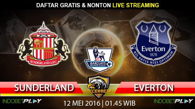 Prediksi Sunderland vs Everton 12 Mei 2016 (Liga Inggris)
