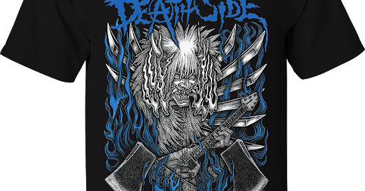 DEATH SIDE OFFICIAL T-SHIRT