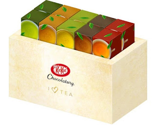 Make Tea Lovers, Now With Serial KitKat with Sense of Tea 'I Love Tea'