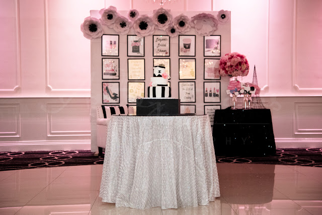 How To Plan A Chanel Themed Bridal Shower Bays Style Diary