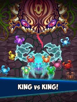 Download Game Offline : Crab War Apk + Mod (Infinite Pearl)  Offline gilaandroid.com