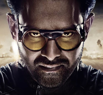 Saaho First Look, Saaho First Poster, Saaho Poster Out, Prabhas First Look from Saaho