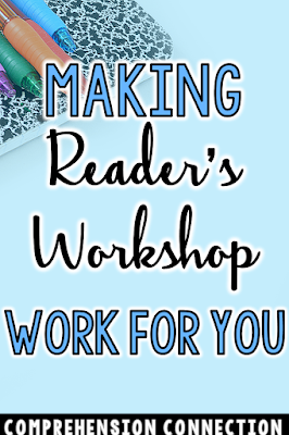 Have you been wanting to use a workshop model in your classroom? Need to learn more. Check out this post to see how the routine works and learn what you can do now to make next year easier.