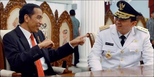 Mengharukan, Begini Isi Surat Pengunduran Diri Ahok Sebagai Gubernur Kepada Presiden Jokowi