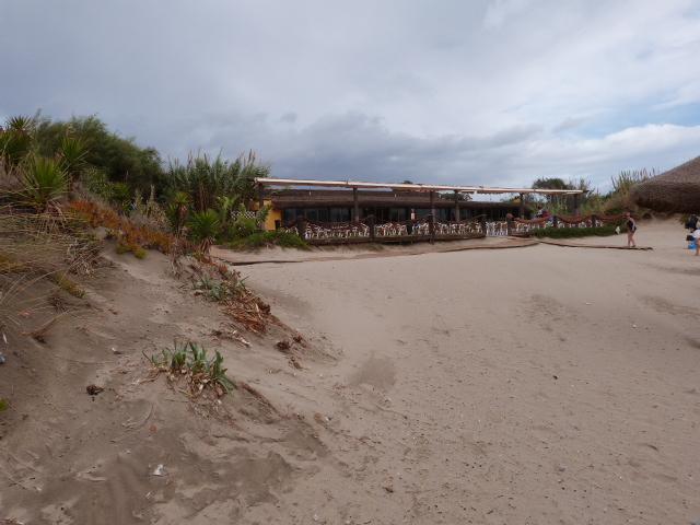 Turismo Accesible Chiringuito Aquí Te Quiero Ver