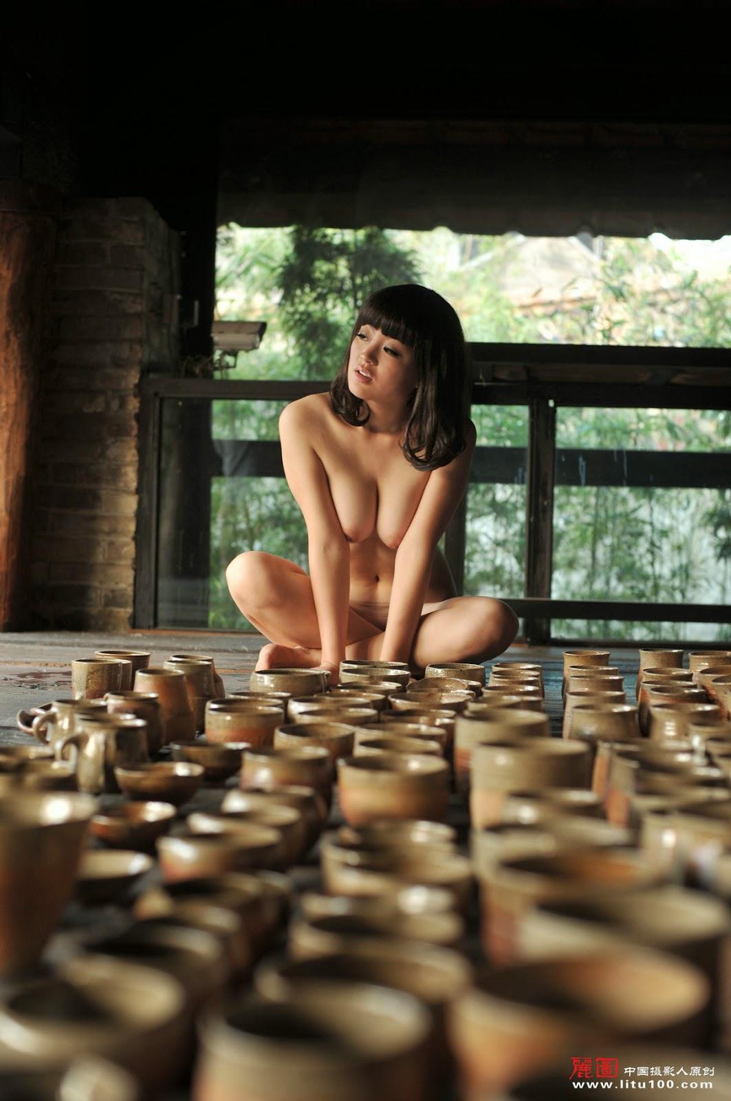 DSC 7168 - Chinese Nude Model Su Quan [Litu100]   18+ gallery photos