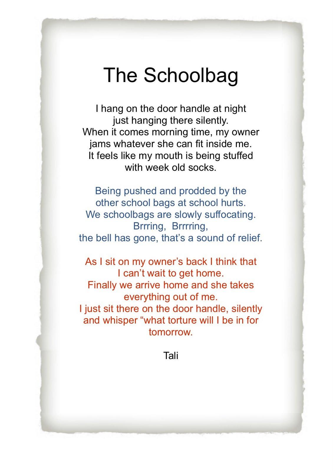 Room 12 Huia Range School: NARRATIVE WRITING