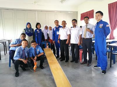 Eksplorasi STEM Angkasa 2018 Peringkat Negeri Kedah