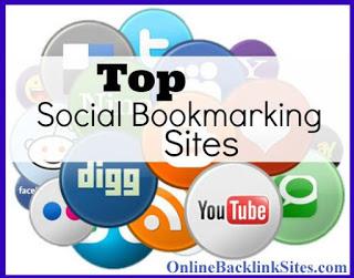 Top Most Popular Social Bookmarking Sites List