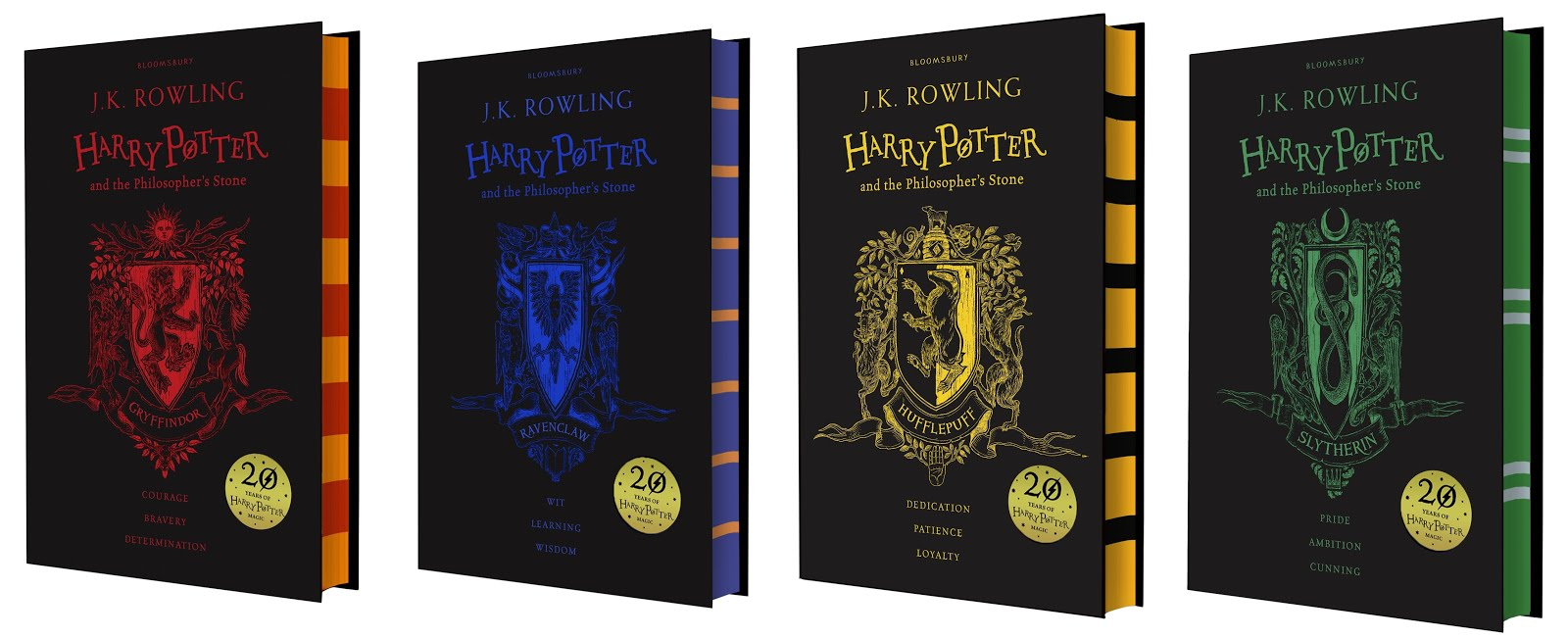 Harry Potter Welches Haus Harry Potter Hogwarts Haus Edition Alinakunterbunt