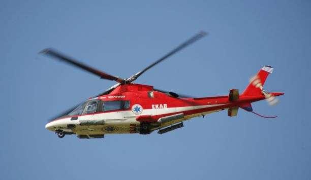 Τα… κοιμώμενα ελικόπτερα του ΕΚΑΒ! Γράφει ο Κ.Φράγκος