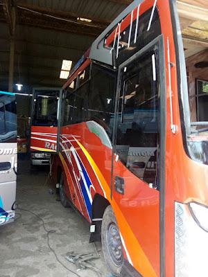 microbus ke dieng