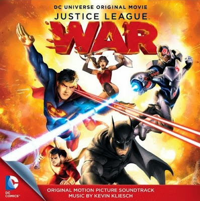 Justice League War Liedje - Justice League War Muziek - Justice League War Soundtrack - Justice League War Filmscore