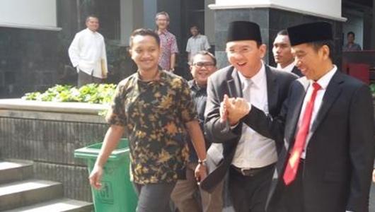 Ahok Bakal Terjun Politik Lagi? Jokowi Bilang Terserah