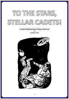 Download a FREE roleplaying game for playtesting!