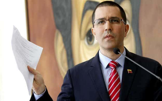 Arreaza: nosotros pedimos retirarnos de la OEA hace un año