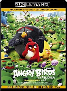 Angry Birds: La película (2016) 4K HDR Latino [GoogleDrive] SilvestreHD
