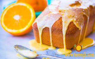 طريقة عمل كيكة البرتقال سالى فؤاد