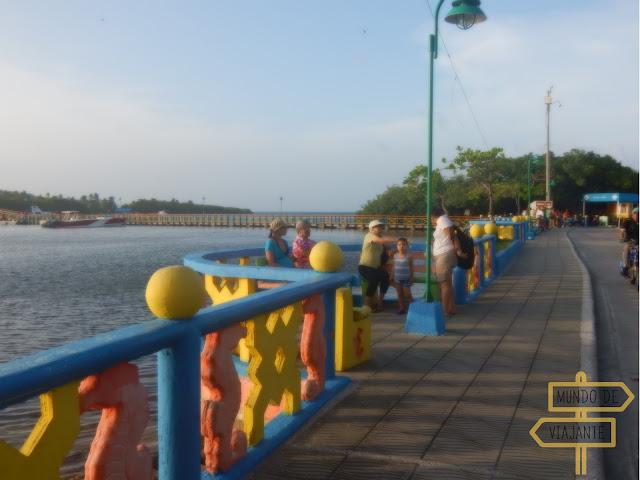 Ponte dos Namorados Providencia e Santa Catalina