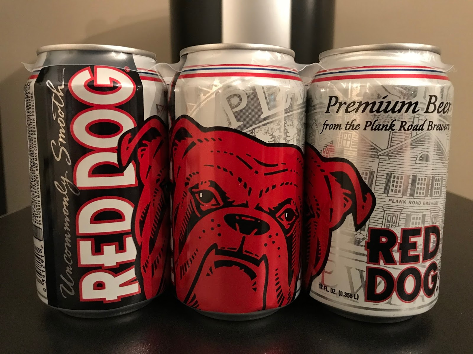 Beer Of The Week Red Dog Bumming With Bobcat