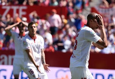 Crónica Sevilla FC 0 - Sporting de Gijón 0