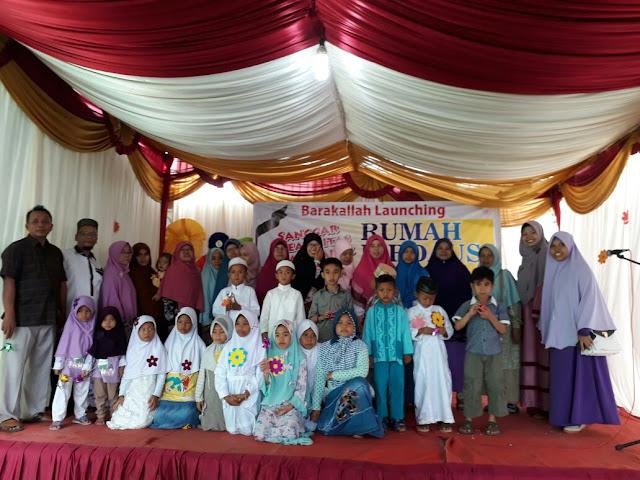 Cetak Generasi Cerdas, RKI dan BPKK PKS Medan Johor Gelar Sanggar Kreatifitas Anak Kader