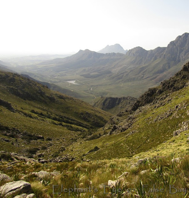 Botmaskop, Simonsberg, Square Tower Peak and The Cathedral