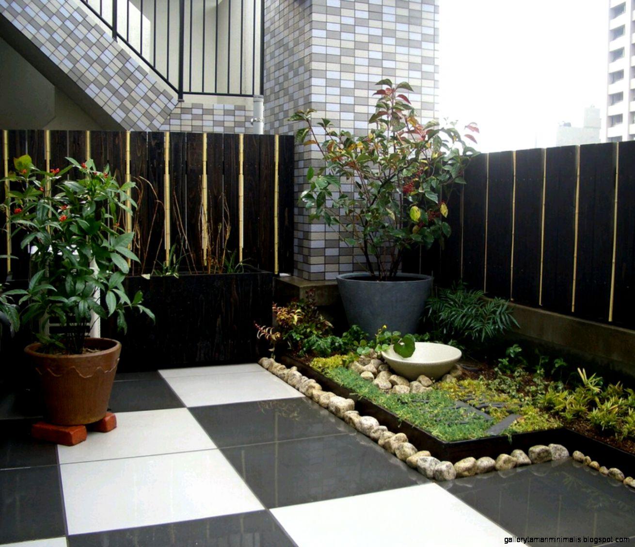 Design Rumah Sederhana: Desain Taman Cluster
