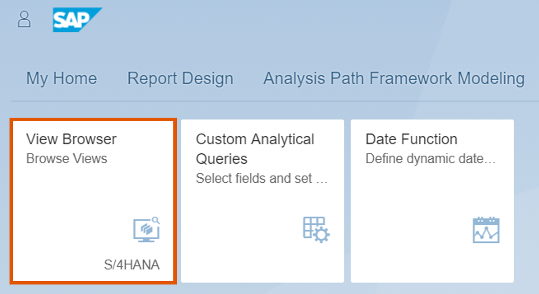 SAP ABAP Central: How to find a predefined Virtual Data