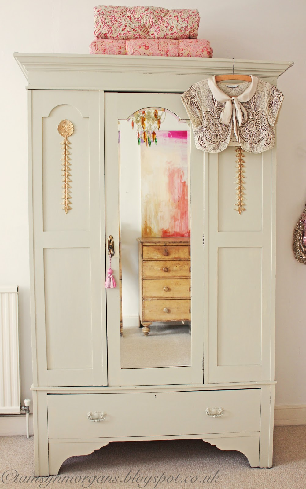 My Shabby Chic Wardrobe on Victorian Bedroom Furniture