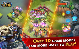 Free Download Castle Clash : Age Of Legends V.1.3.8 APK
