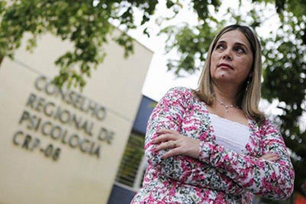 Perseguição contra Psicóloga Marisa Lobo