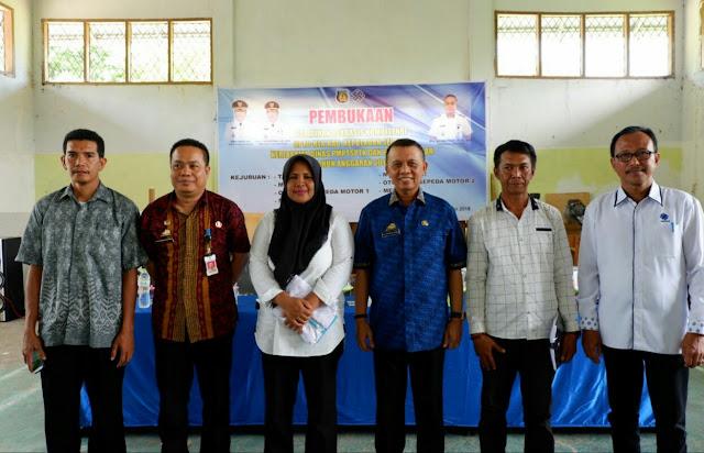Sekda Buka Pelaksanaan Pelatihan, Berbasis Kompetensi UPTD-BLK
