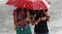 ΕΚΤΑΚΤΟ ΔΕΛΤΙΟ: Επικίνδυνα καιρικά φαινόμενα!- Ισχυρές βροχές και καταιγίδες- Δείτε σε ποιες περιοχές θα πέσει και ΧΑΛΑΖΙ!