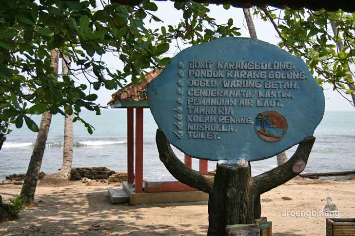 pantai karang bolong anyer serang
