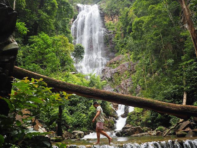 Wasserfall Langkawi