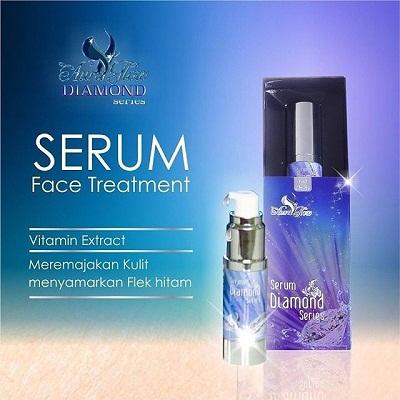 Serum face treatment diamond series