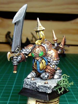 Termo-guerrero enano de Tir-Na-Bor