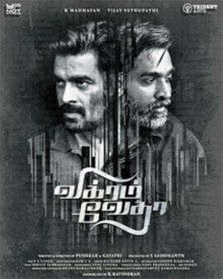 Vikram Vedha Movie Download