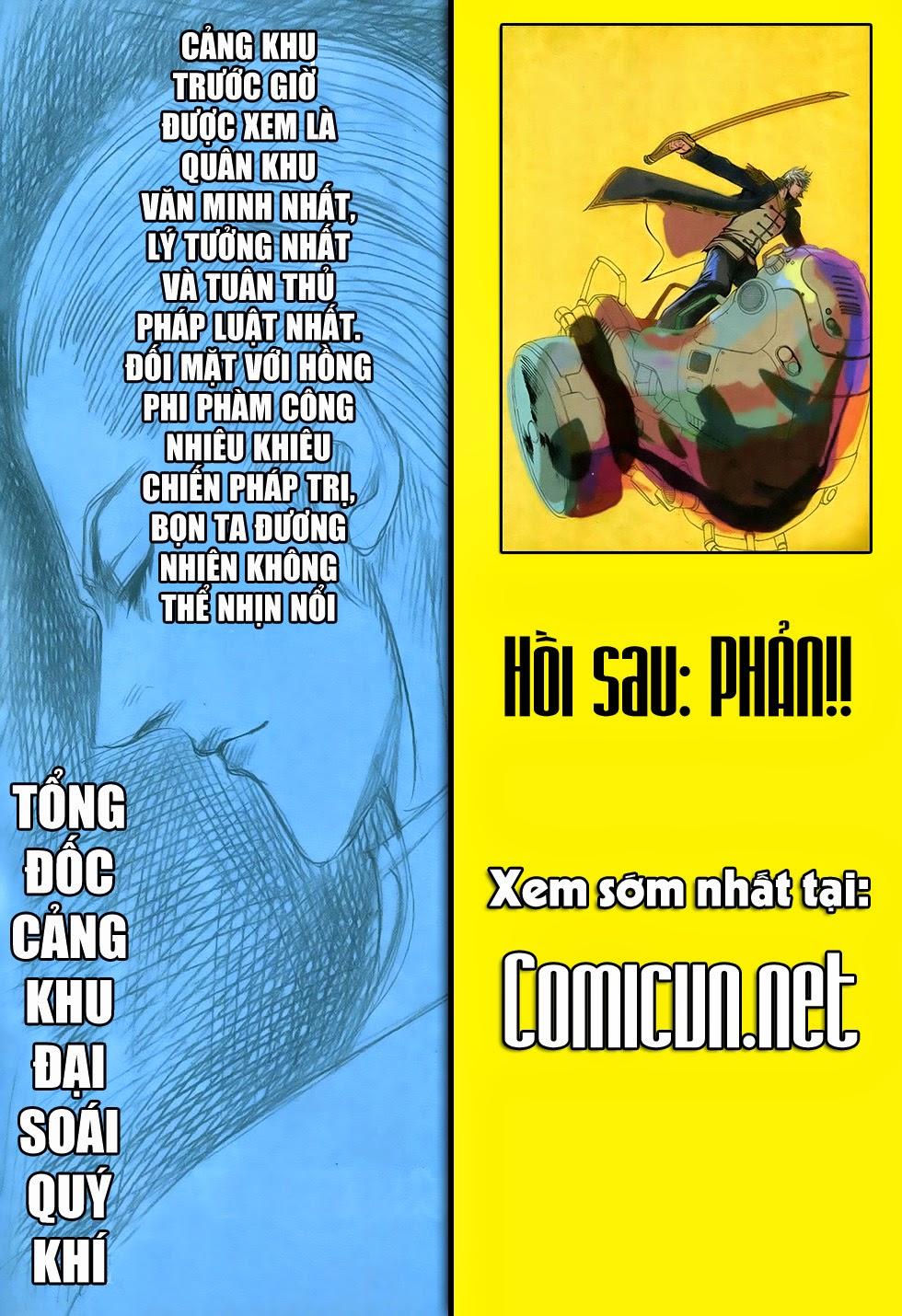 Đại Quân Phiệt chap 29 trang 30