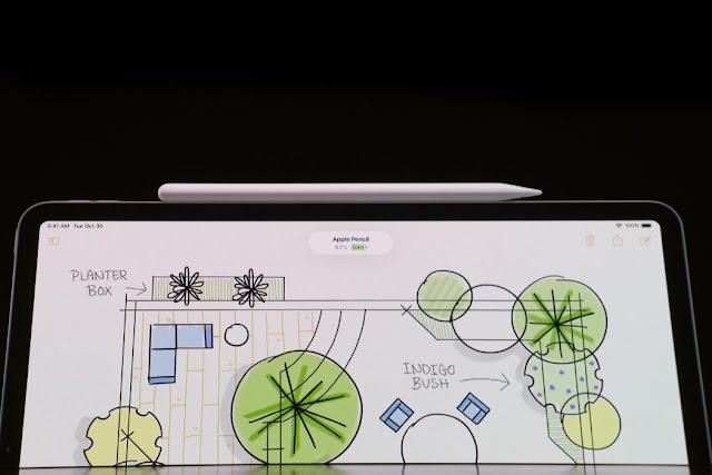 Apple-nuevo-iPad-Pro-2018-designers