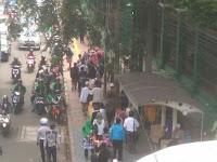 Massa Aksi 299 Mulai Berdatangan ke kawasan Senayan