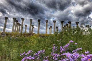 National Capitol Columns at the Arboretum